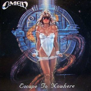 Omen - Escape to Nowhere cover art