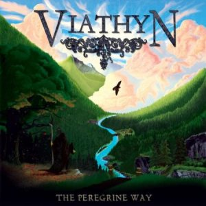 Viathyn - The Peregrine Way cover art