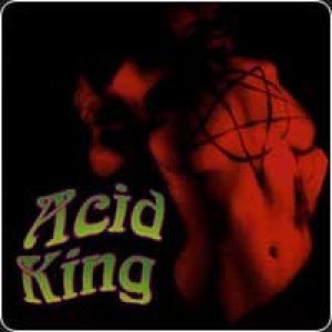 Acid King - Down with the Crown cover art