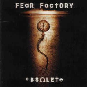 Fear Factory - Obsolete cover art