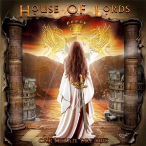 House Of Lords - Cartesian Dreams cover art