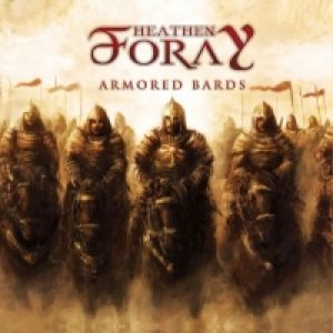 Heathen Foray - Armored Bards cover art