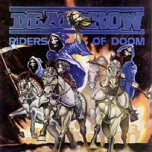 Deathrow - Riders of Doom cover art