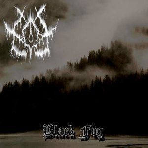 Xerbittert - Black Fog cover art