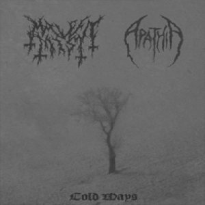 Malefic Mist / Apathia - Cold Ways cover art