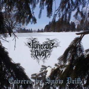 Funeral Dust - Covered by Snow Drift cover art