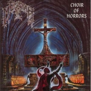 Messiah - Choir of Horrors cover art