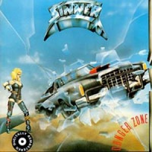 Sinner - Danger Zone cover art