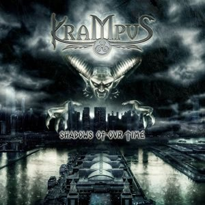 Krampus - Shadows of Our Time cover art