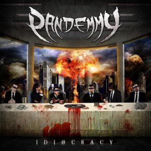 Pandemmy - Idiocracy cover art