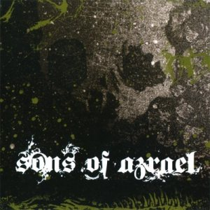Sons Of Azrael - Conjuration of Vengeance cover art