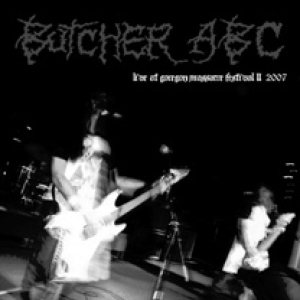 Butcher ABC - Apocalyptic Bestial Congregation cover art