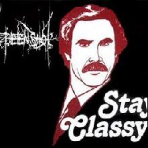 Ivebeenshot - Stay Classy cover art