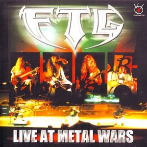 FTG - Live at Metal Wars cover art