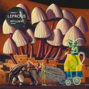 Leprous - Bilateral cover art