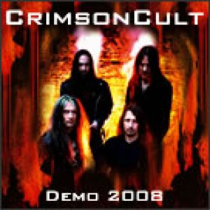 Crimson Cult - Demo 2008 cover art