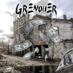 Grenouer - Showdawn cover art
