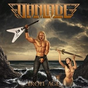 Vanlade - Iron Age cover art