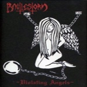 Battlestorm - Violating Angels cover art