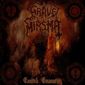 Grave Miasma - Exalted Emanation cover art