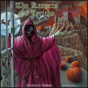 Various Artists - The Keepers of Jericho: a Tribute to Helloween cover art