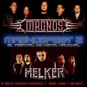 Helker - Magnosfest 2 cover art
