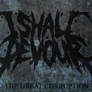 I Shall Devour - The Great Corruption cover art