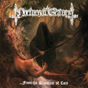Nocturnal Graves - From the Bloodline of Cain cover art