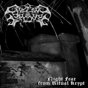 Cryptal Spectres - Night Fear from Ritual Krypt cover art