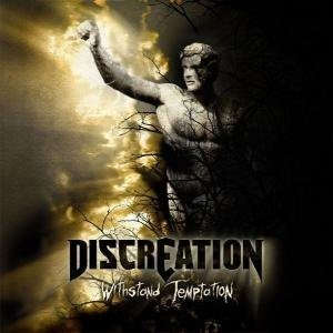 Discreation - Withstand Temptation cover art