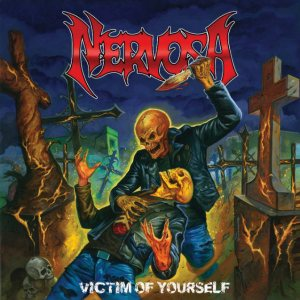 Nervosa - Victim of Yourself cover art