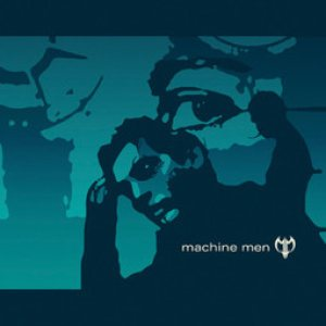 Machine Men - Machine Men cover art