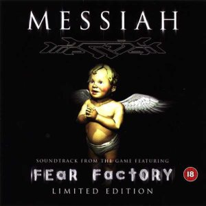Fear Factory - Messiah cover art
