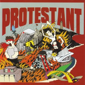 Protestant - Get Rad / Protestant cover art