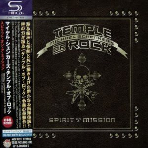 Michael Schenker's Temple Of Rock - Spirit on a Mission cover art