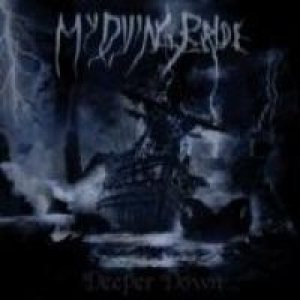 My Dying Bride - Deeper Down cover art