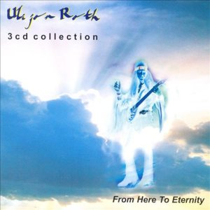 Uli Jon Roth - From Here to Eternity cover art