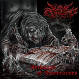 Swine Overlord - Anthology of Abominations cover art