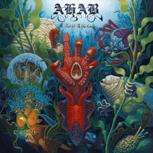 Ahab - The Boats of the Glen Carrig cover art