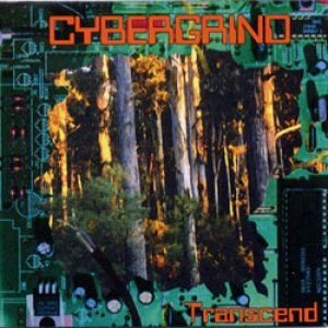 Cybergrind - Transcend cover art