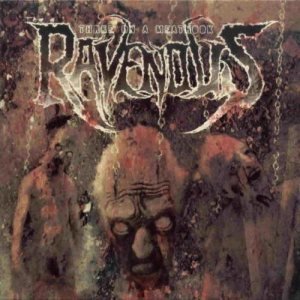 The Ravenous - Three on a Meathook cover art