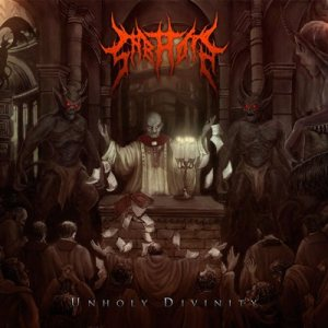 Sabaoth - Unholy Divinity cover art