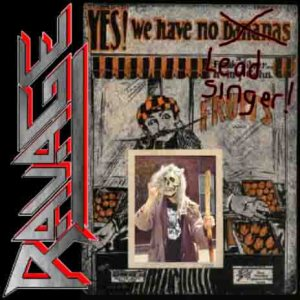 Ravage - Yes, We Have no Lead Singer cover art