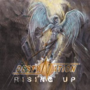 Destynation - Rising up cover art