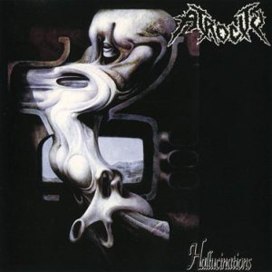 Atrocity - Hallucinations cover art
