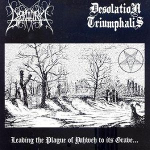 Bekhira / Desolation Triumphalis - Leading the Plague of Yahweh to its Grave... cover art