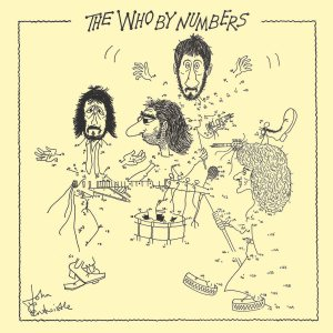 The Who - The Who by Numbers cover art