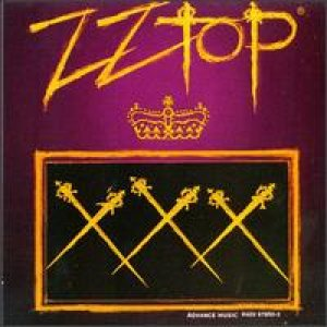 ZZ Top - XXX cover art