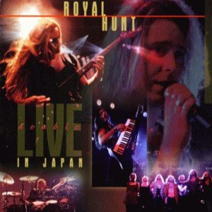 Royal Hunt - Double Live in Japan cover art