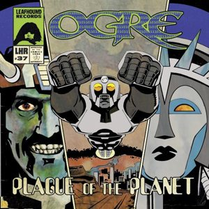 Ogre - Plague of the Planet cover art